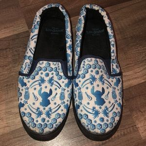 b2970647f24 Size 10 vans style lilo and stitch shoes